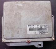 Контроллер мозги ЭБУ 2111-1411020-40,  прошивка  M7V03E65