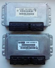 Мозги ЭБУ контроллер 21067-1411020-11/12 в Уфе